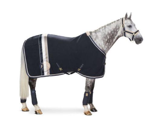 Abschwitzdecke Fleece Stripe