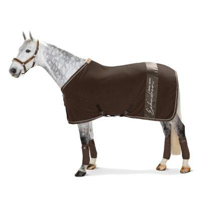 Abschwitzdecke Fleece Stripe 2020