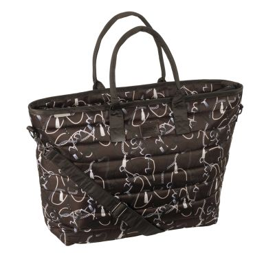 Tasche Glossy Shopper Dessin Platinum 2020